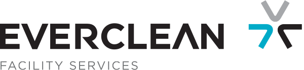 Kandor's cleaning and facilities management brand, Everclean logo