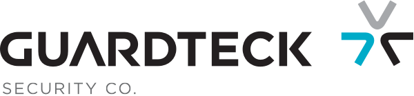 Kandor's security brand, Guardteck logo